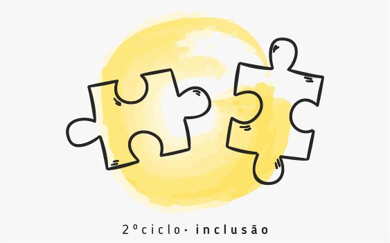 duas peças de puzzle