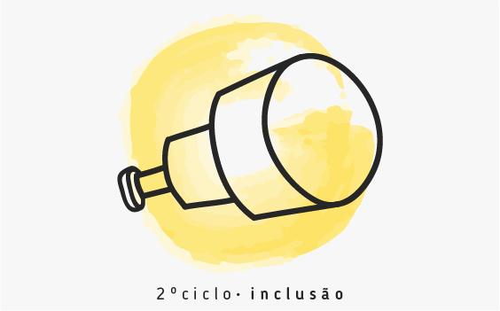 desenho de monóculo